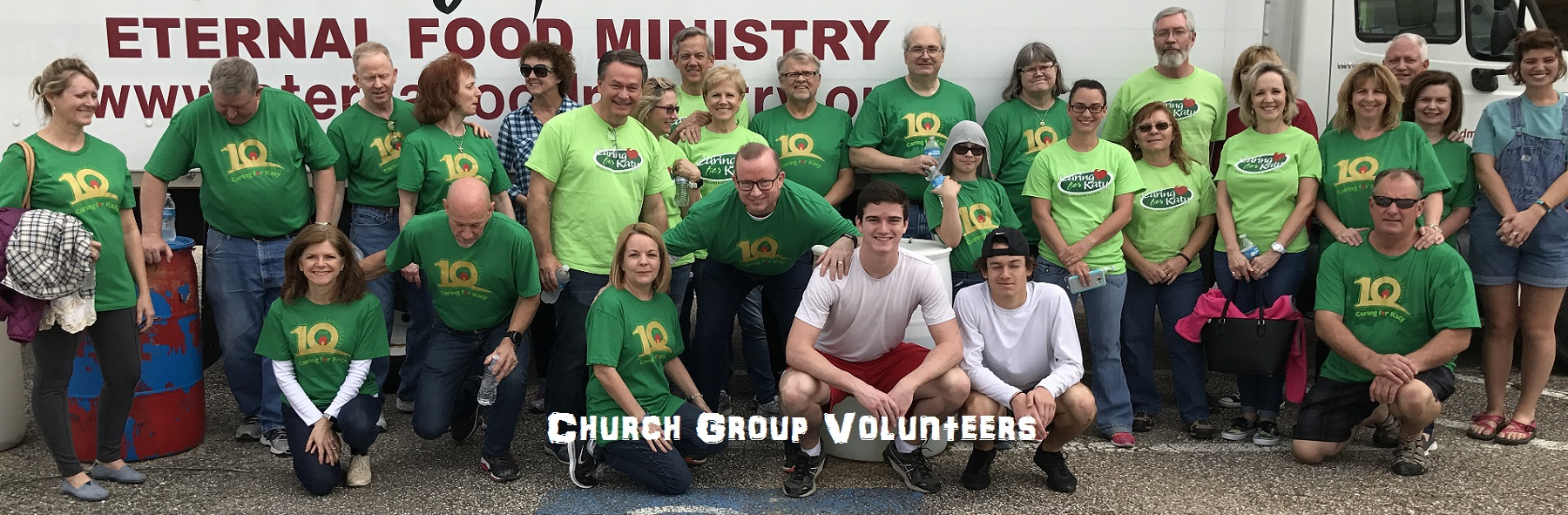 Church-groupVolunteers